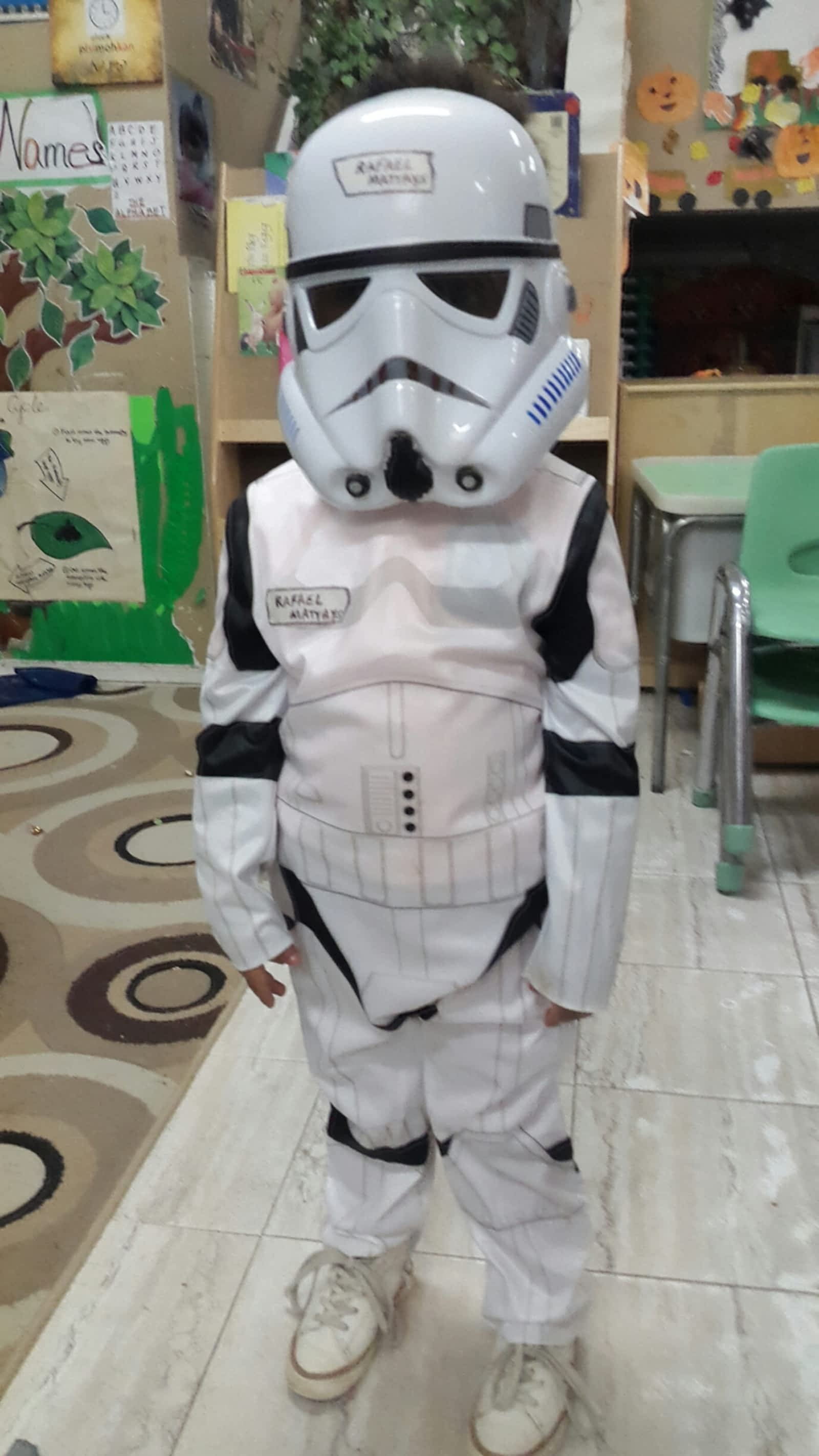 Star Wars character
